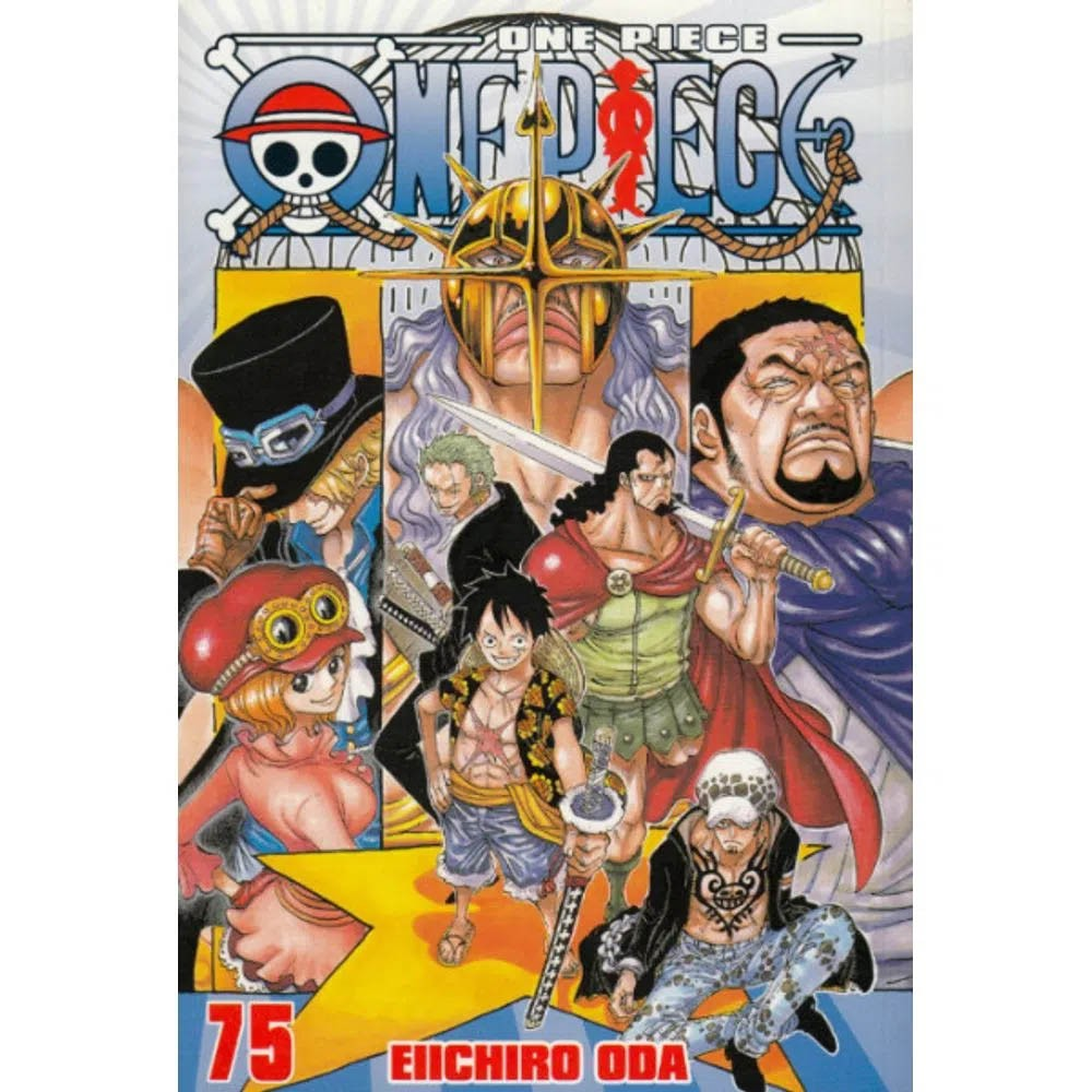 One Piece - Volume 75 - Usado