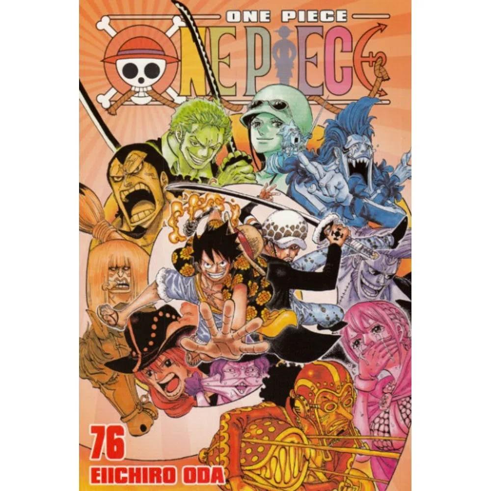One Piece - Volume 76 - Usado