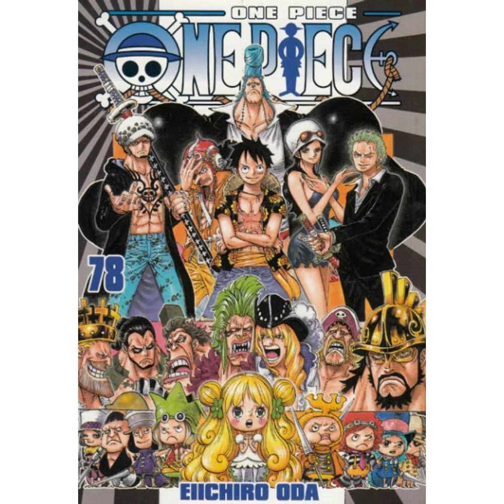 One Piece - Volume 78 - Usado