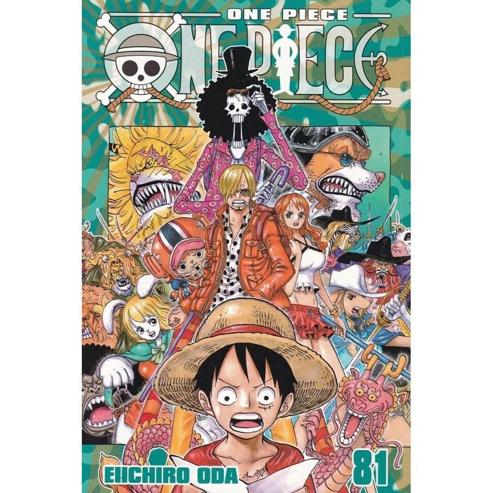 One Piece - Volume 81