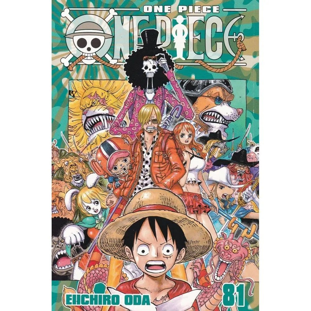 One Piece - Volume 81 - Usado