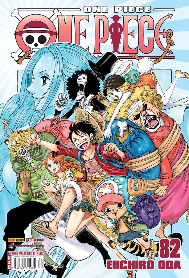 One Piece - Volume 82 - Usado