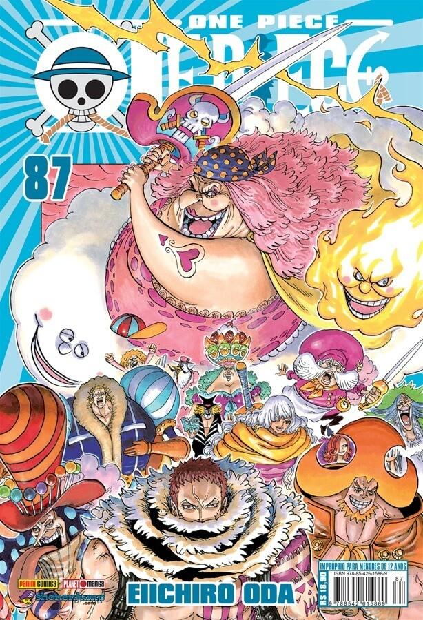 One Piece - Volume 87