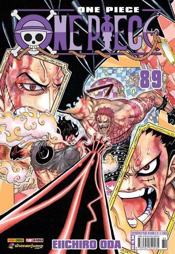 One Piece - Volume 89