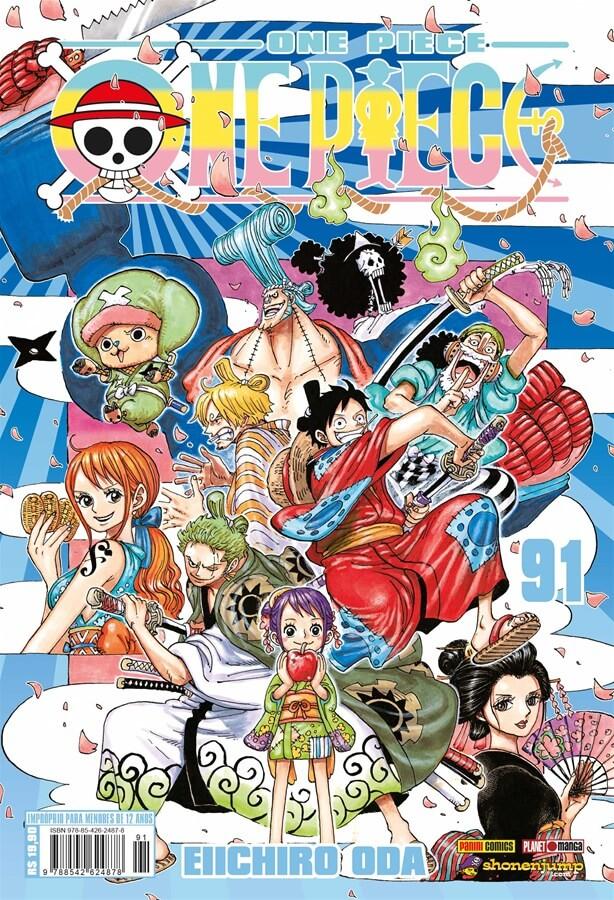 One Piece - Volume 91