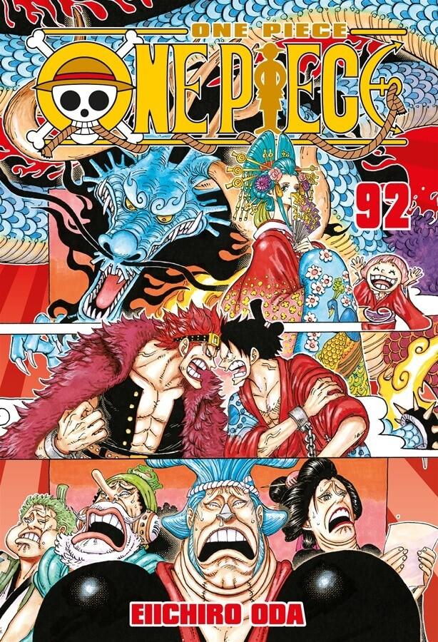 One Piece - Volume 92