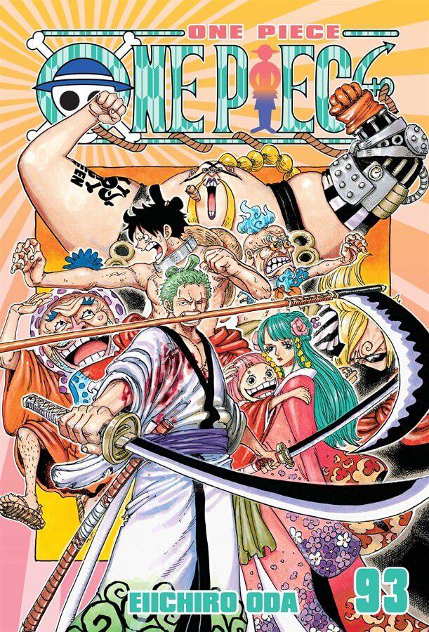 One Piece - Volume 93