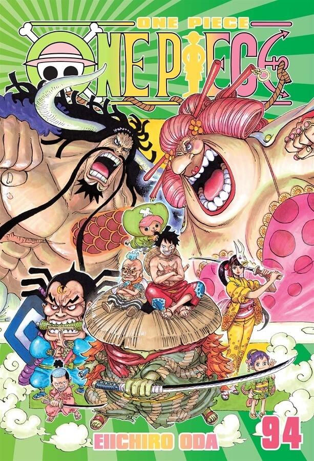 One Piece - Volume 94