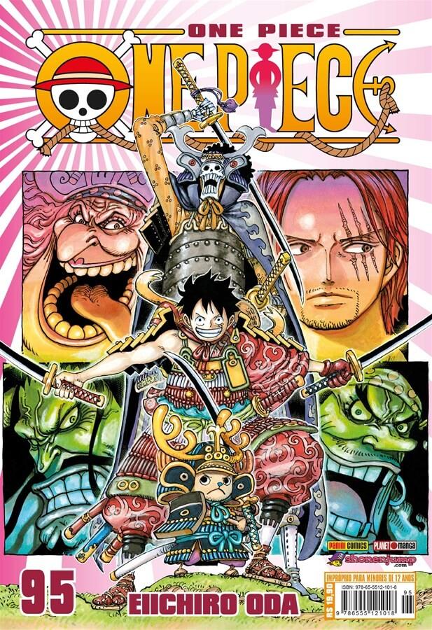 One Piece - Volume 95