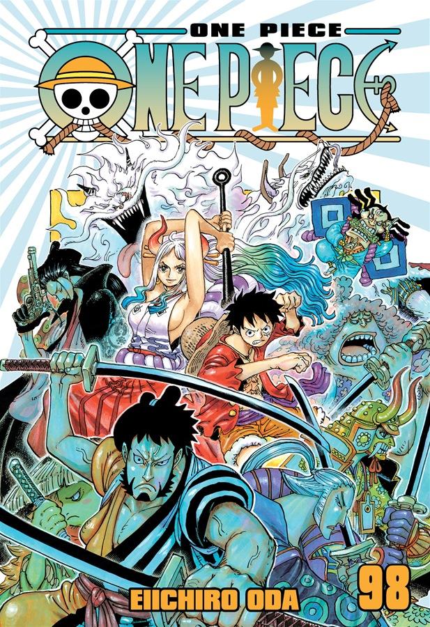 One Piece - Volume 98