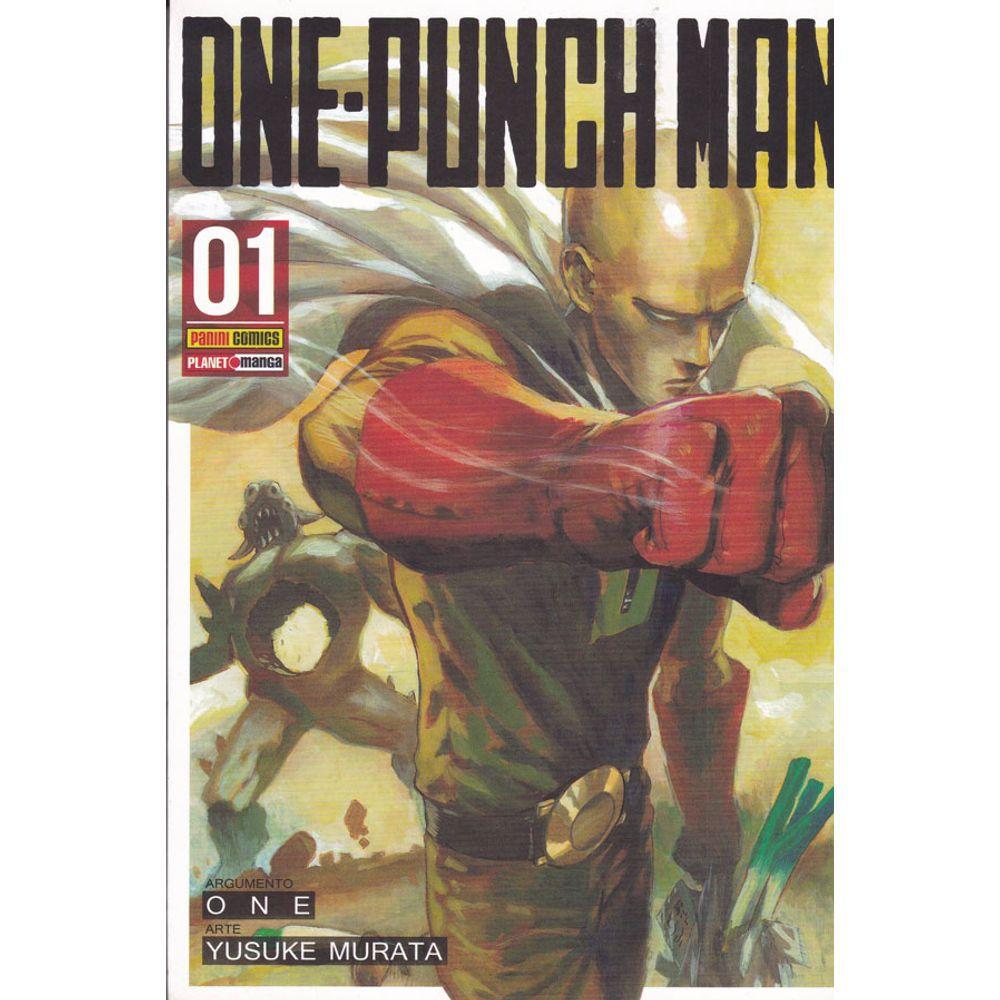 One Punch Man - Volumes Avulsos