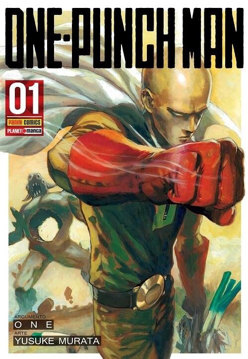 One-Punch Man - Volume 01