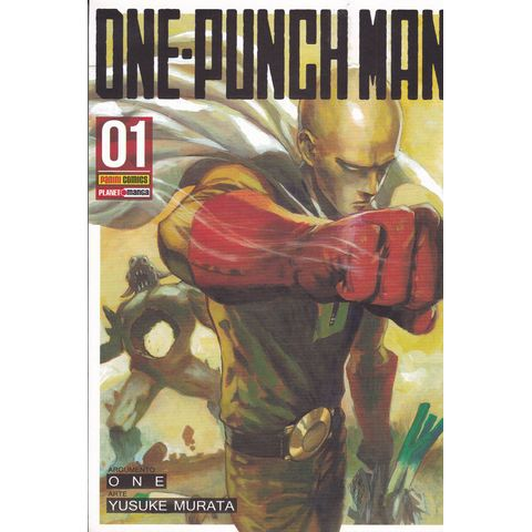 One Punch Man - Volume 01 - Usado