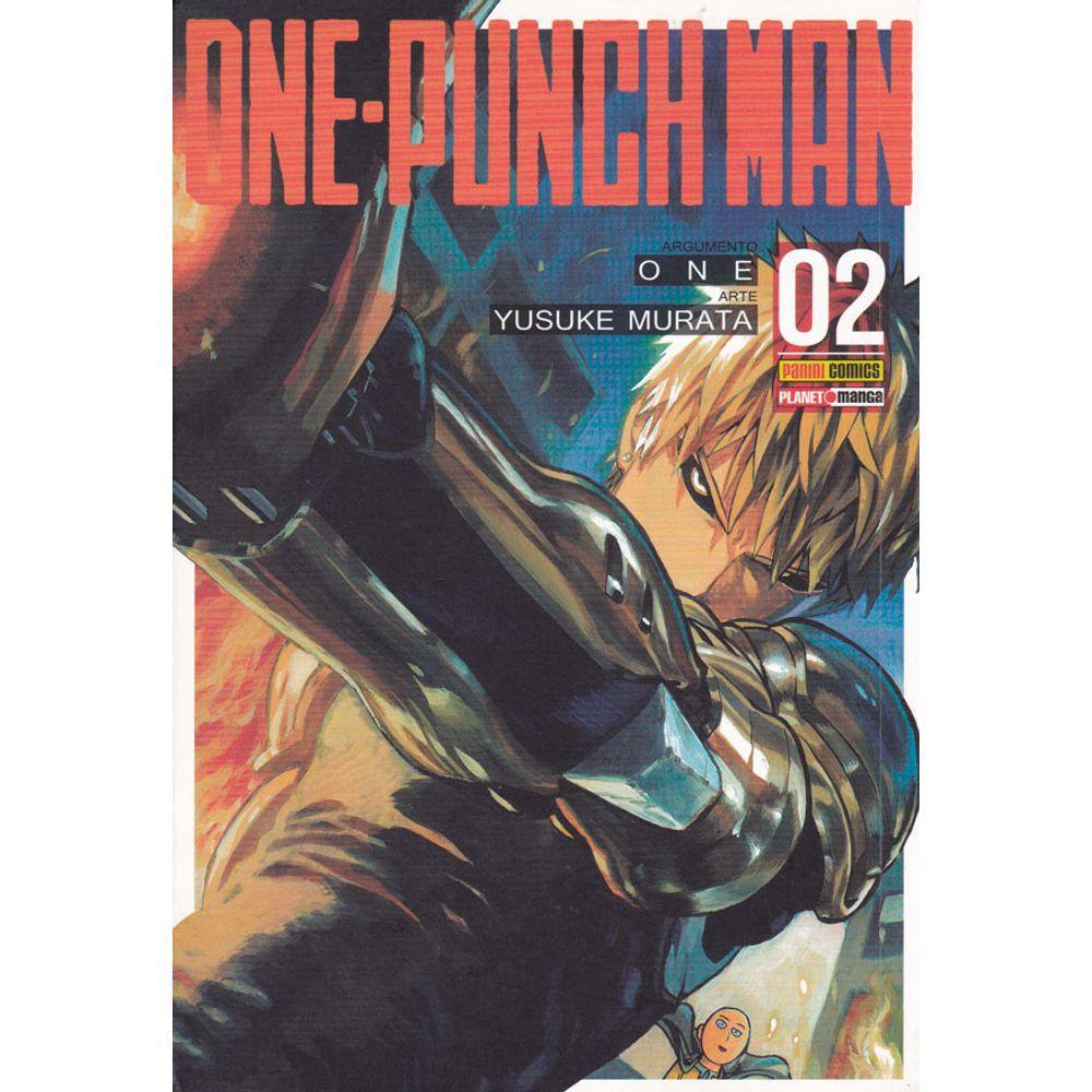 One-Punch Man - Volume 02 - Usado