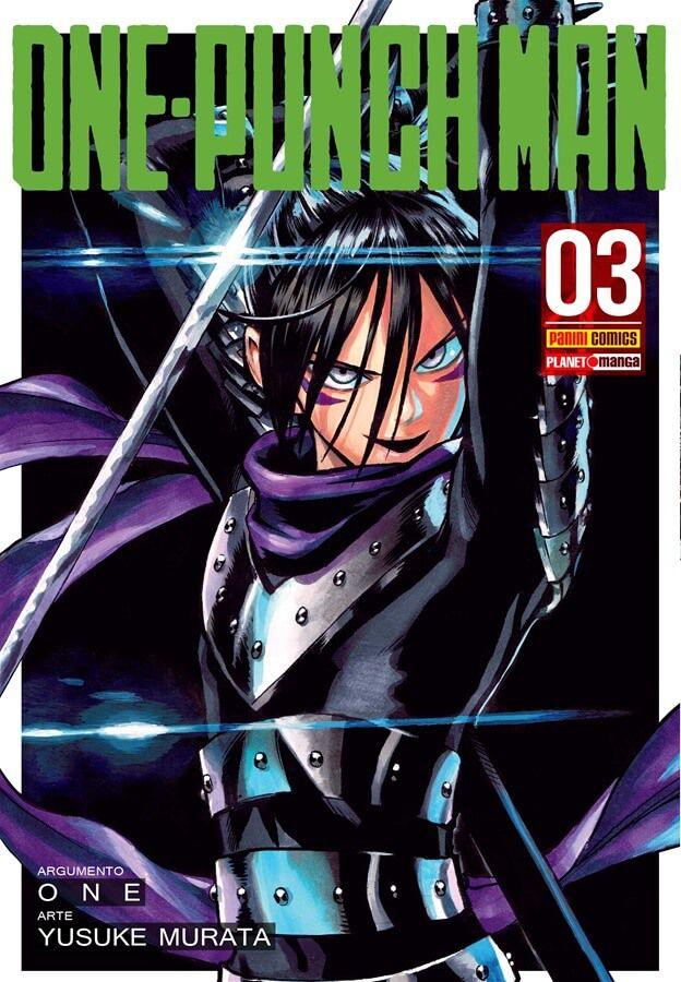 One-Punch Man - Volume 03 - Usado