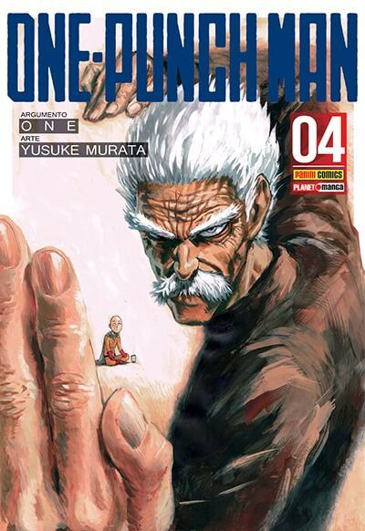 One-Punch Man - Volume 04 - Usado