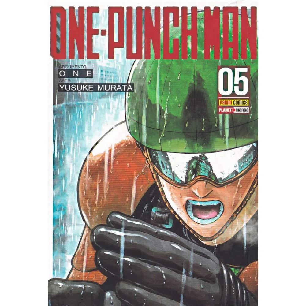 One-Punch Man - Volume 05 - Usado
