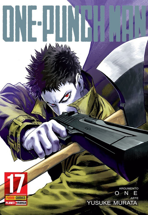 One-Punch Man - Volume 17