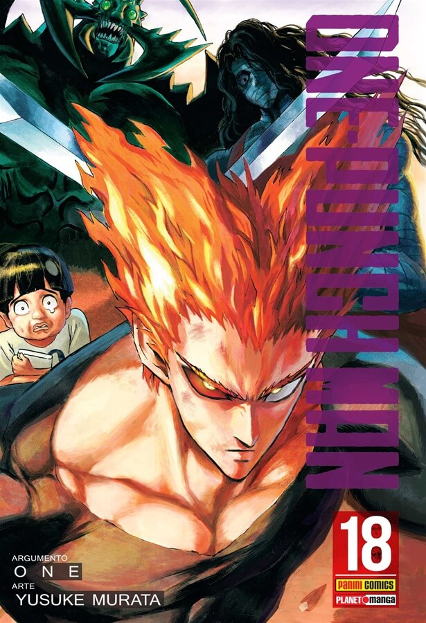 One-Punch Man - Volume 18