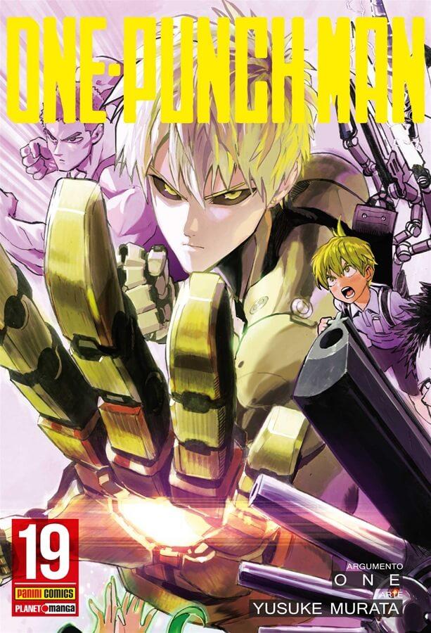 One-Punch Man - Volume 19