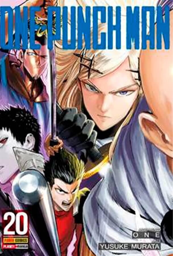 One-Punch Man - Volume 20 - Usado