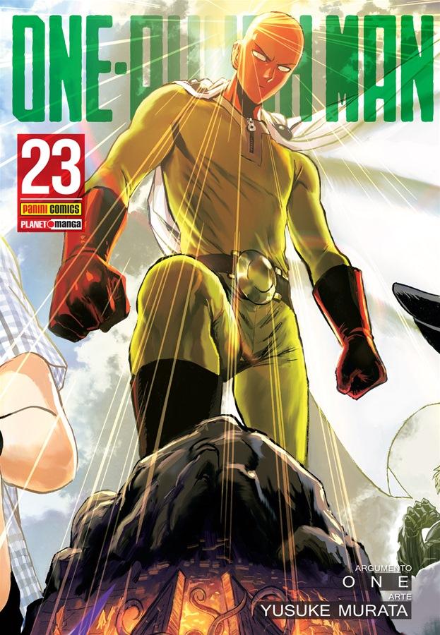 One-Punch Man - Volume 23