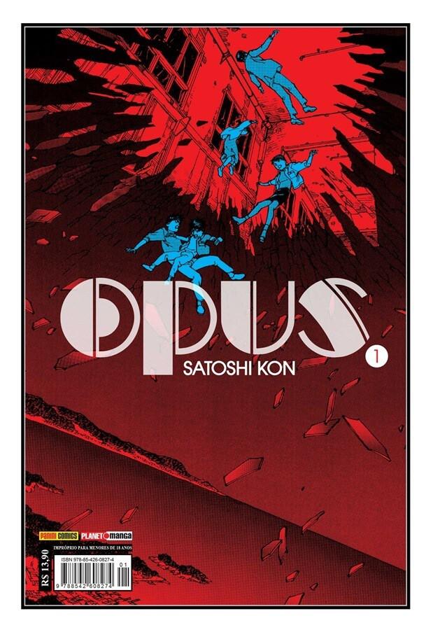 Opus - Volume 01 - Usado