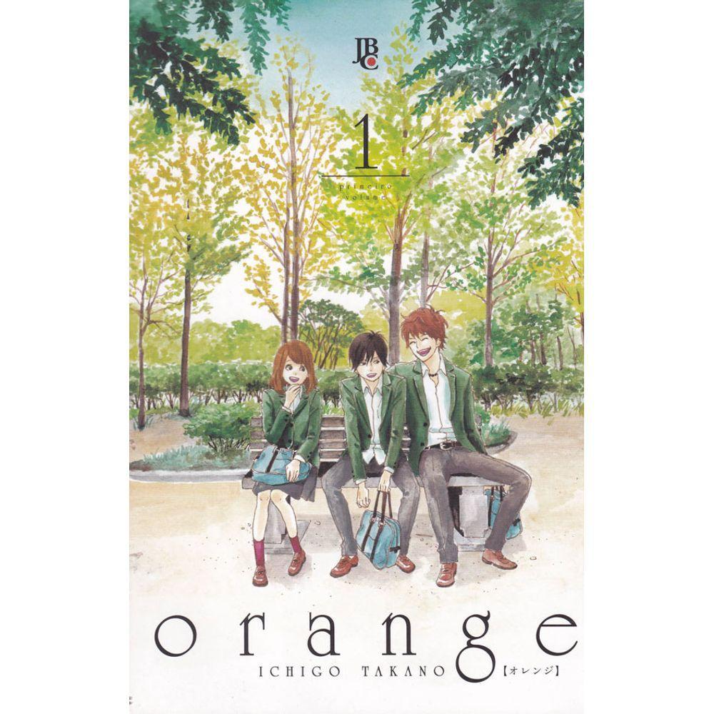 Orange - Volume 01