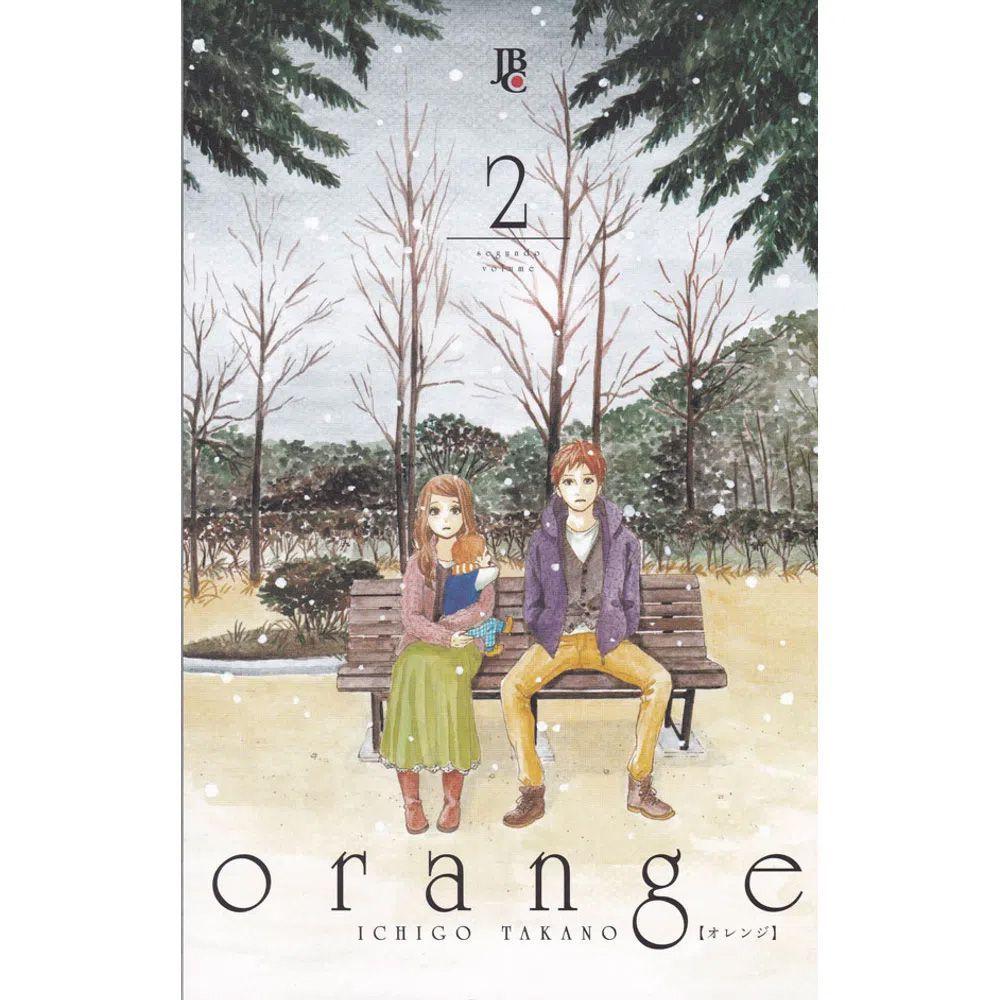 Orange - Volume 02 - Usado