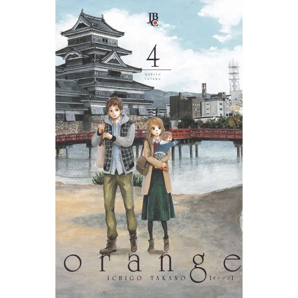 Orange - Volume 04 - Usado