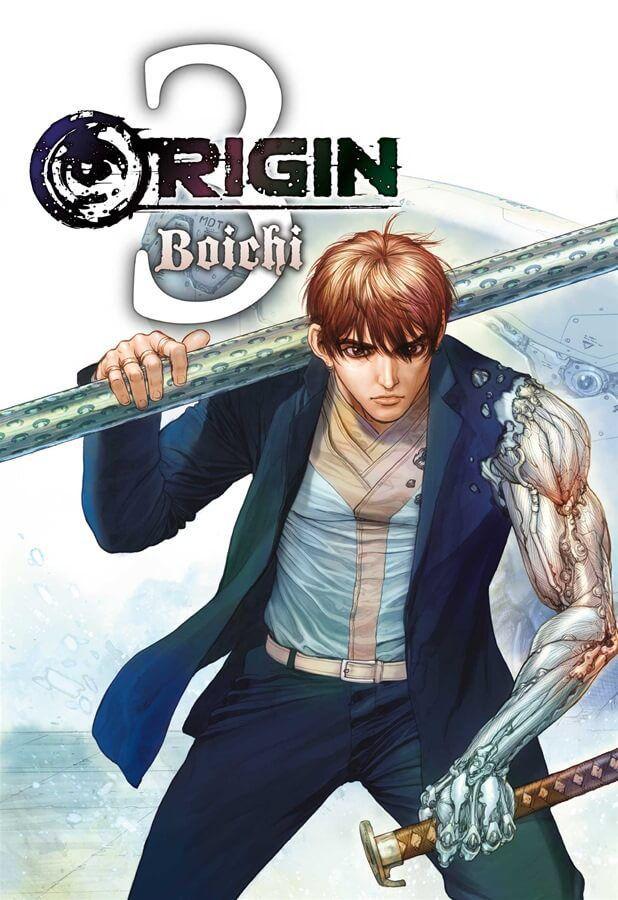 Origin - Volume 03