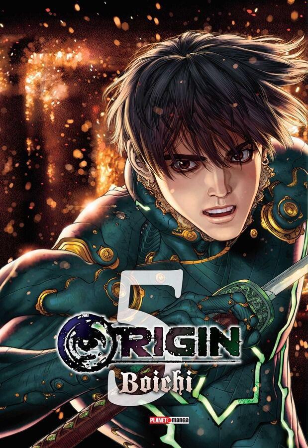 Origin - Volume 05