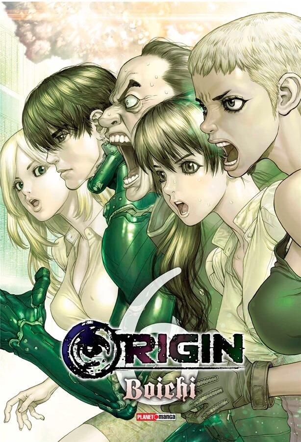 Origin - Volume 06