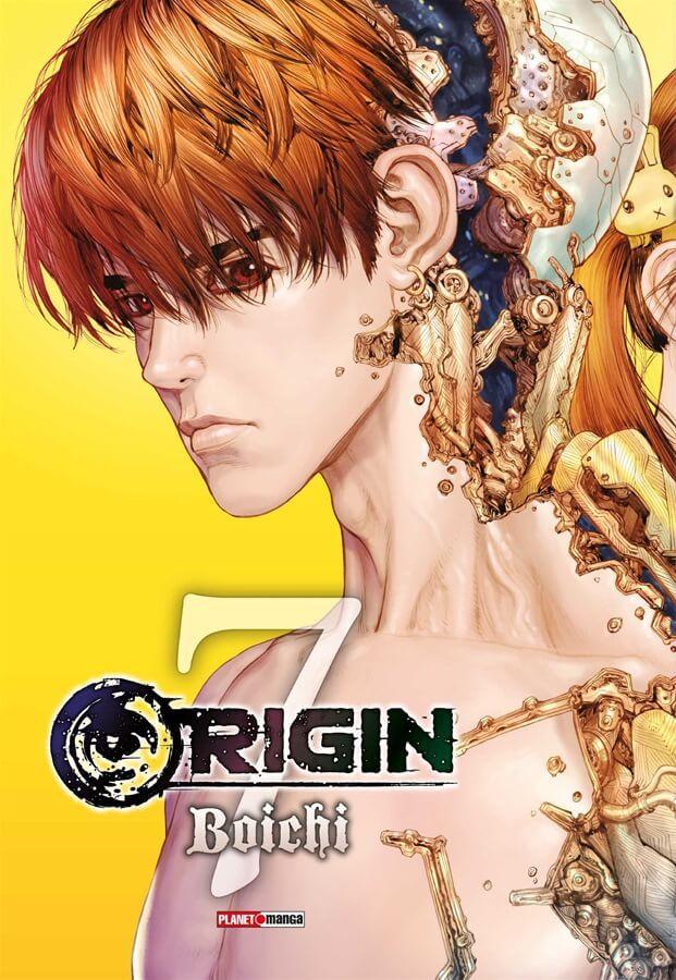 Origin - Volume 07