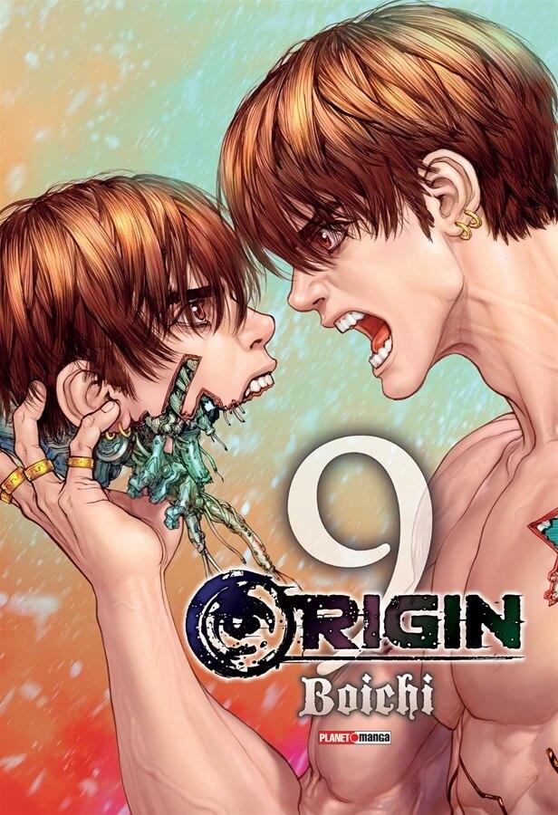 Origin - Volume 09