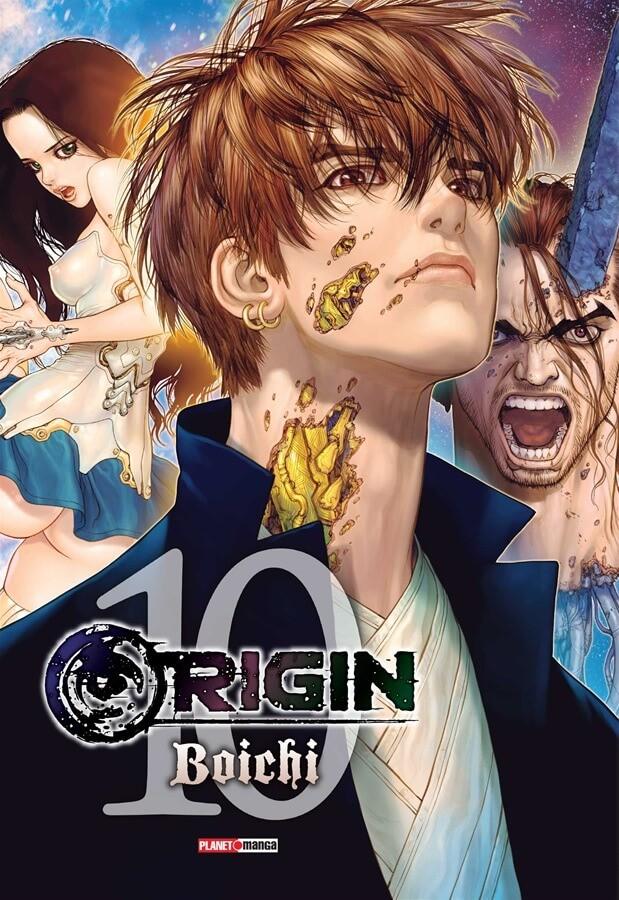 Origin - Volume 10