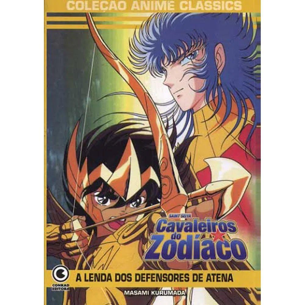 Os Cavaleiros do Zodíaco - A Lenda dos Defensores de Atena