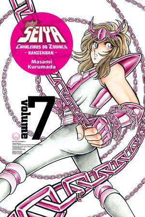 Os Cavaleiros do Zodíaco Kanzenban - Volume 07