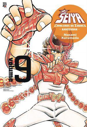 Os Cavaleiros do Zodíaco Kanzenban - Volume 09