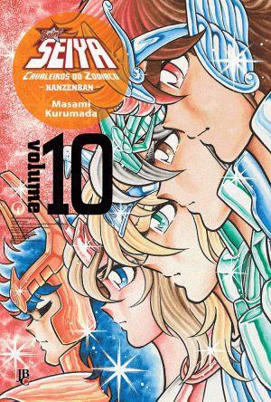 Os Cavaleiros do Zodíaco Kanzenban - Volume 10