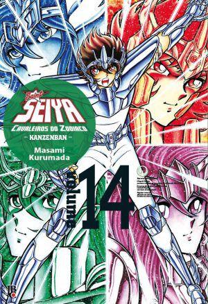 Os Cavaleiros do Zodíaco Kanzenban - Volume 14