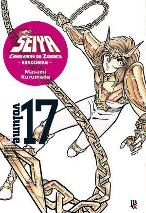 Os Cavaleiros do Zodíaco Kanzenban - Volume 17