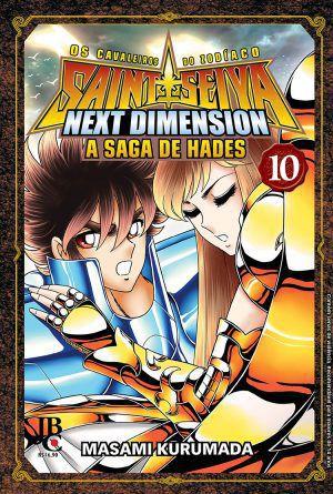 Os Cavaleiros do Zodíaco - Next Dimension - A Saga de Hades - Volume 10