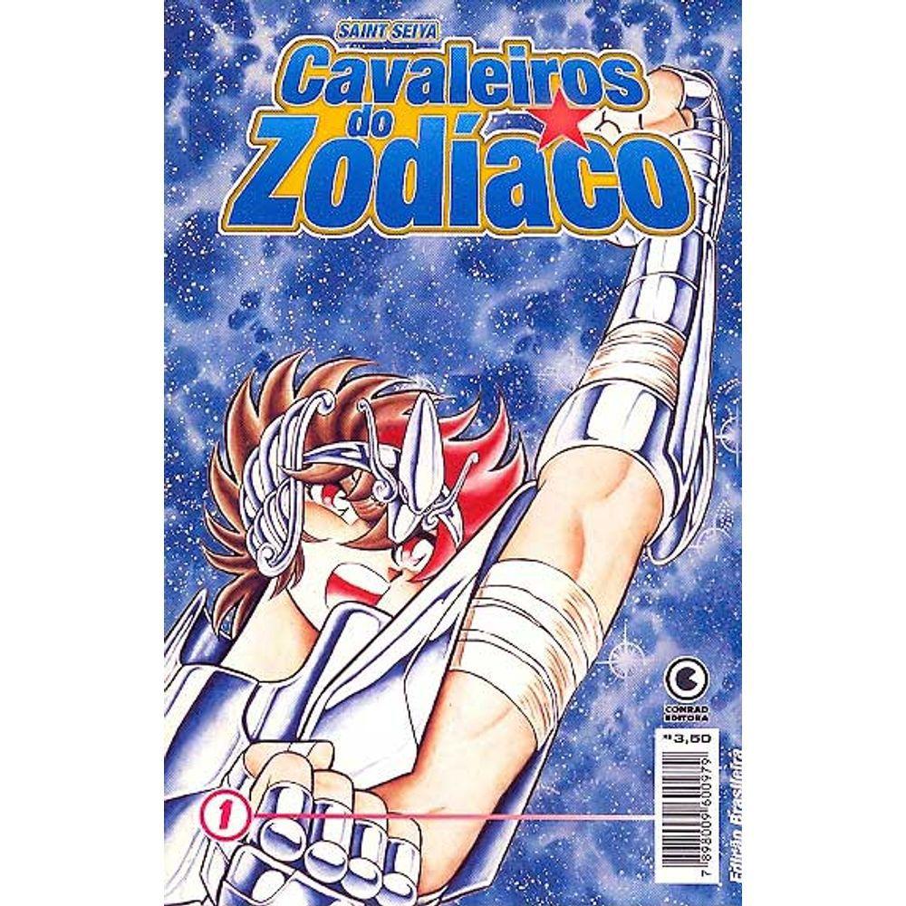 Os Cavaleiros do Zodíaco (Saint Seiya) - Volumes Avulsos