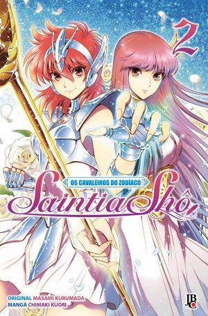 Os Cavaleiros do Zodíaco - Saintia Shô - Volume 02 - Usado