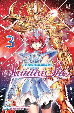 Os Cavaleiros do Zodíaco - Saintia Shô - Volume 03 - Usado