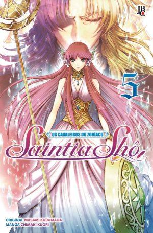 Os Cavaleiros do Zodíaco - Saintia Shô - Volume 05 - Usado