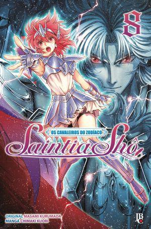 Os Cavaleiros do Zodíaco - Saintia Shô - Volume 08 - Usados