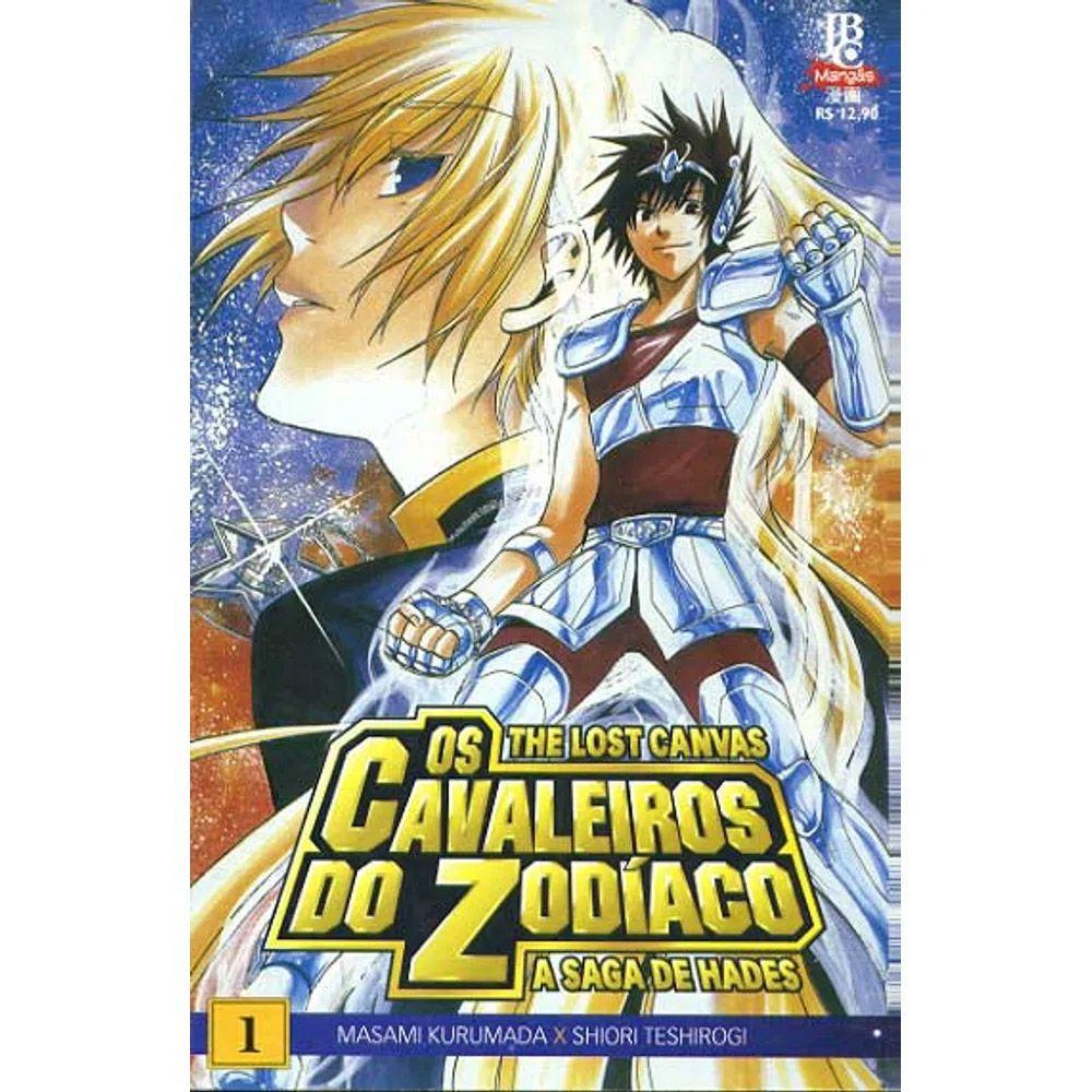 Os Cavaleiros do Zodíaco - The Lost Canvas Especial - Volume 01