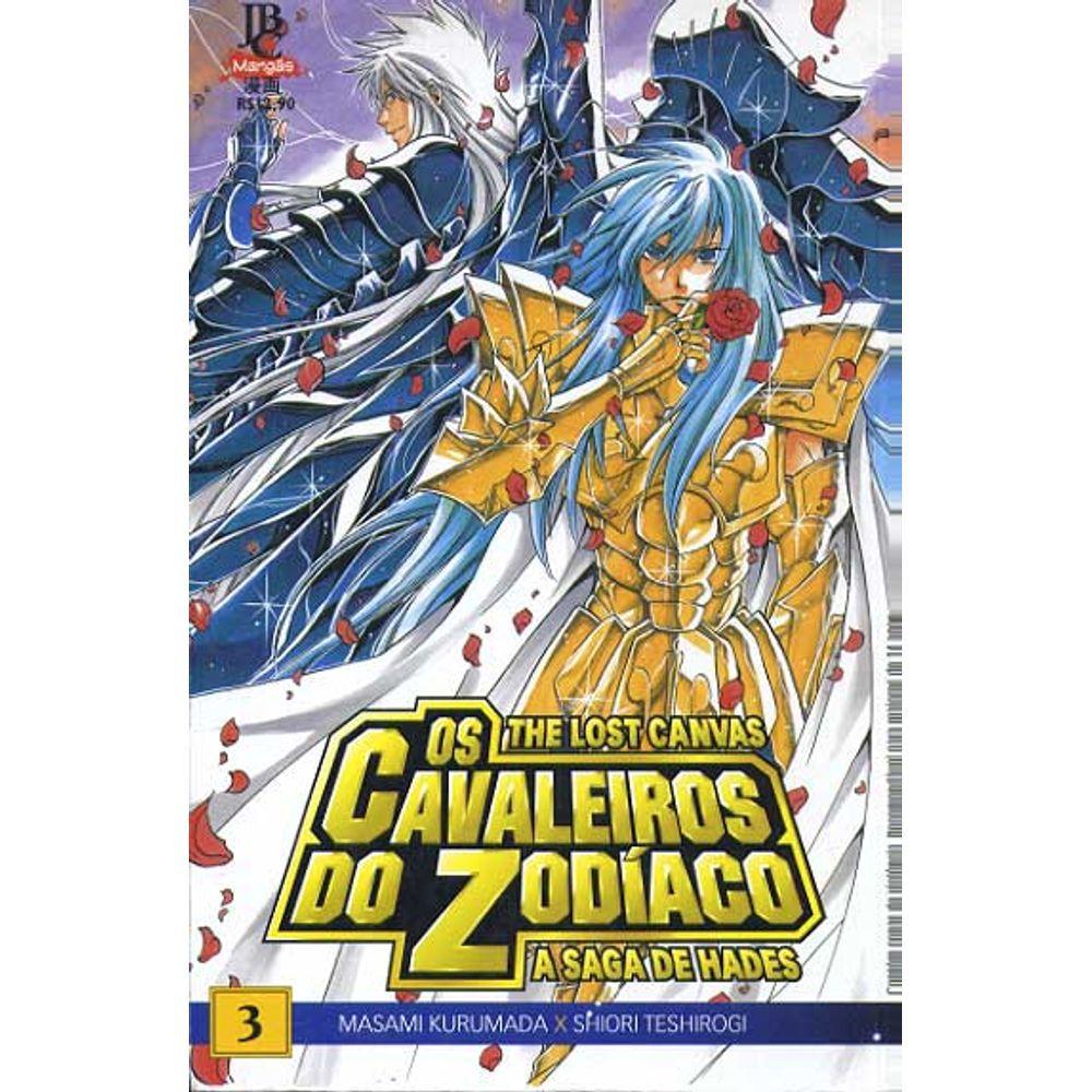 Os Cavaleiros do Zodíaco - The Lost Canvas Especial - Volume 03